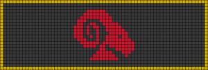 Alpha pattern #85523