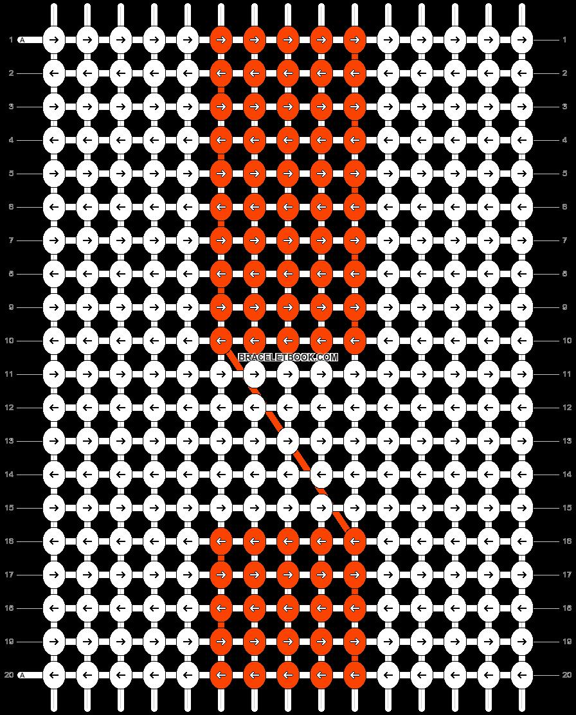 Alpha pattern #85531 pattern