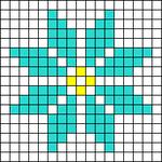 Alpha pattern #85536