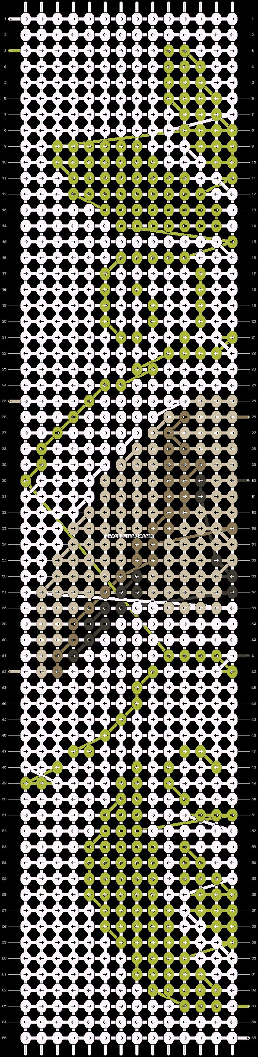 Alpha pattern #85557 pattern