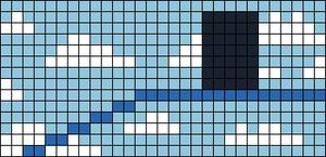 Alpha pattern #85558