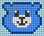 Alpha pattern #85574
