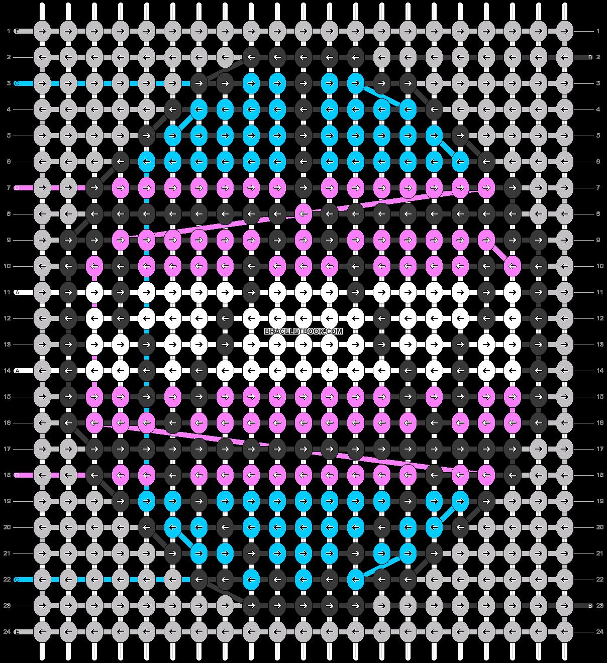Alpha pattern #85579 pattern
