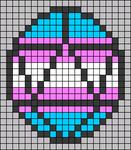 Alpha pattern #85579