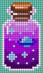Alpha pattern #85586