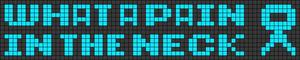 Alpha pattern #85599
