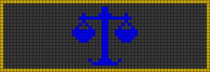 Alpha pattern #85605