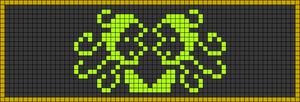 Alpha pattern #85610