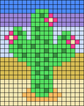 Alpha pattern #85614