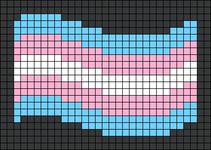 Alpha pattern #85619