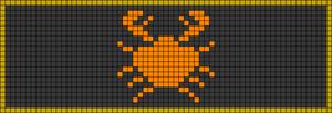 Alpha pattern #85620