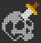 Alpha pattern #85623