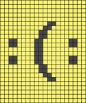 Alpha pattern #85624