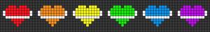 Alpha pattern #85625