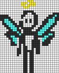 Alpha pattern #85629