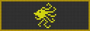 Alpha pattern #85641