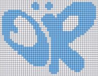 Alpha pattern #85643