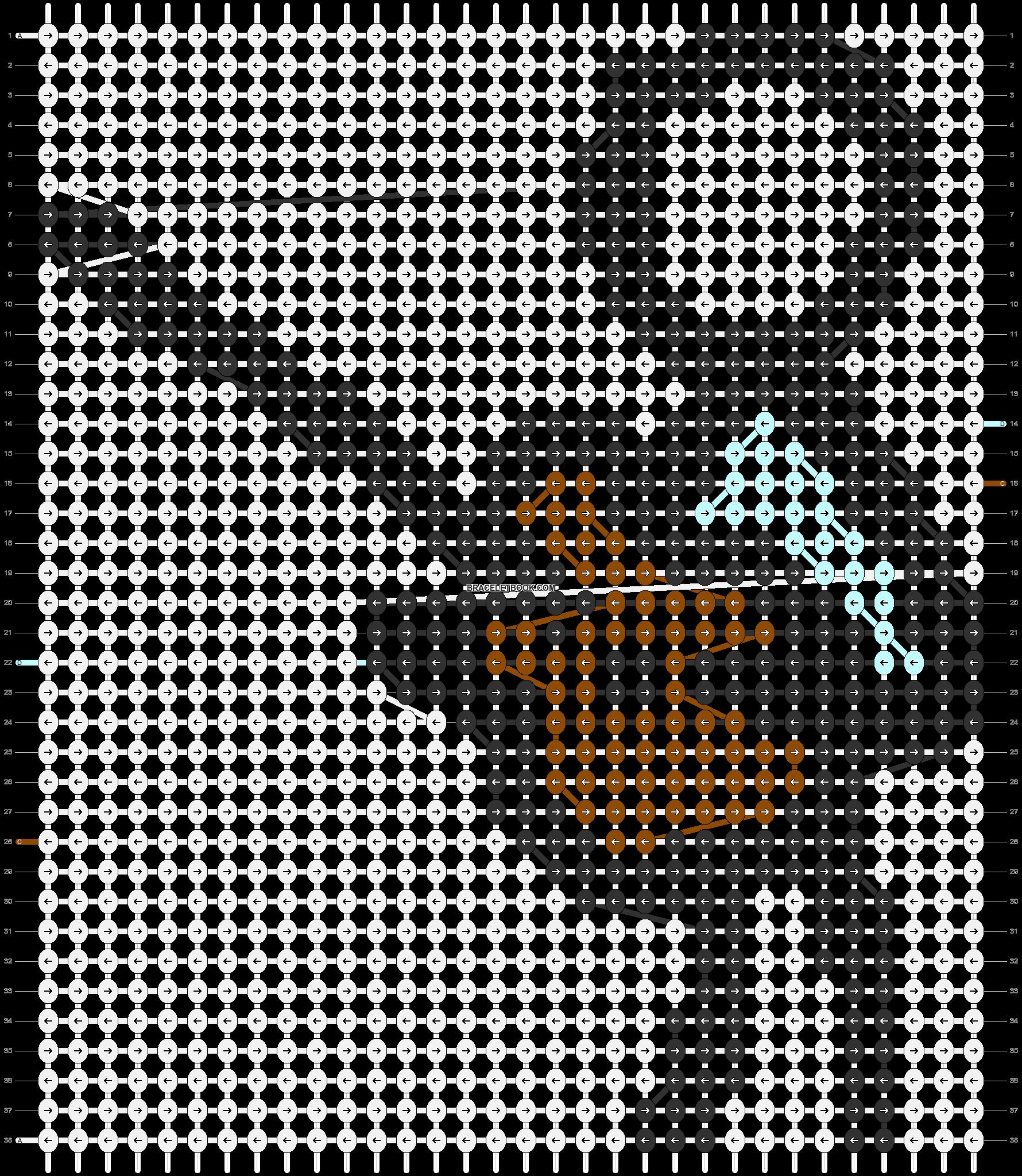 Alpha pattern #85660 pattern