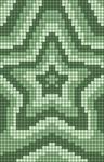 Alpha pattern #85676
