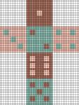 Alpha pattern #85677