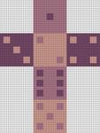 Alpha pattern #85679