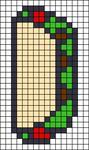 Alpha pattern #85688