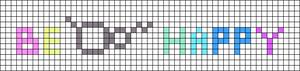 Alpha pattern #85701