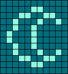 Alpha pattern #85708