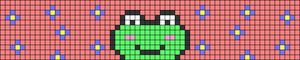 Alpha pattern #85715