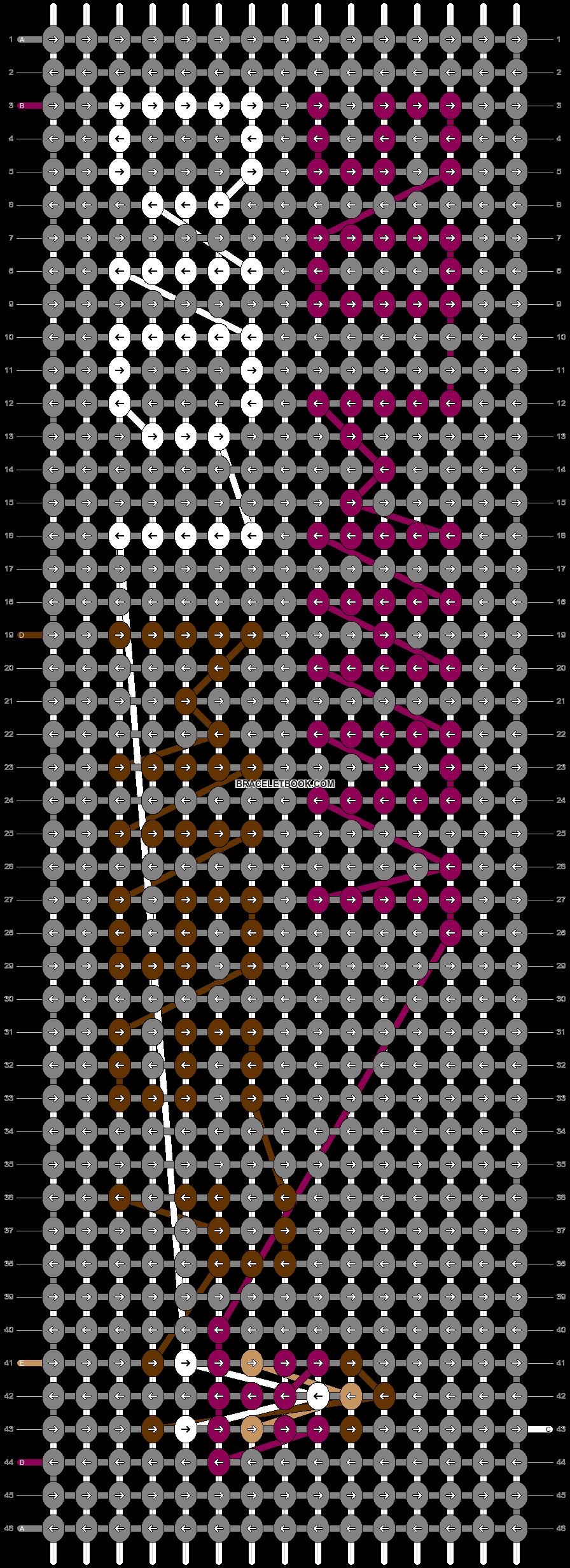 Alpha pattern #85717 pattern