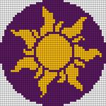 Alpha pattern #85733