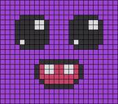 Alpha pattern #85734