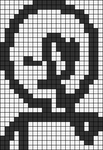 Alpha pattern #85735