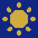 Alpha pattern #85740