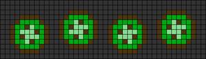 Alpha pattern #85742
