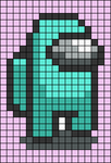 Alpha pattern #85744