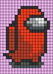 Alpha pattern #85745