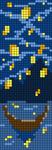 Alpha pattern #85748