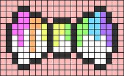 Alpha pattern #85758