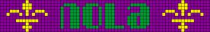Alpha pattern #85767