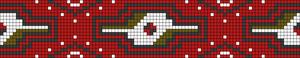 Alpha pattern #85780