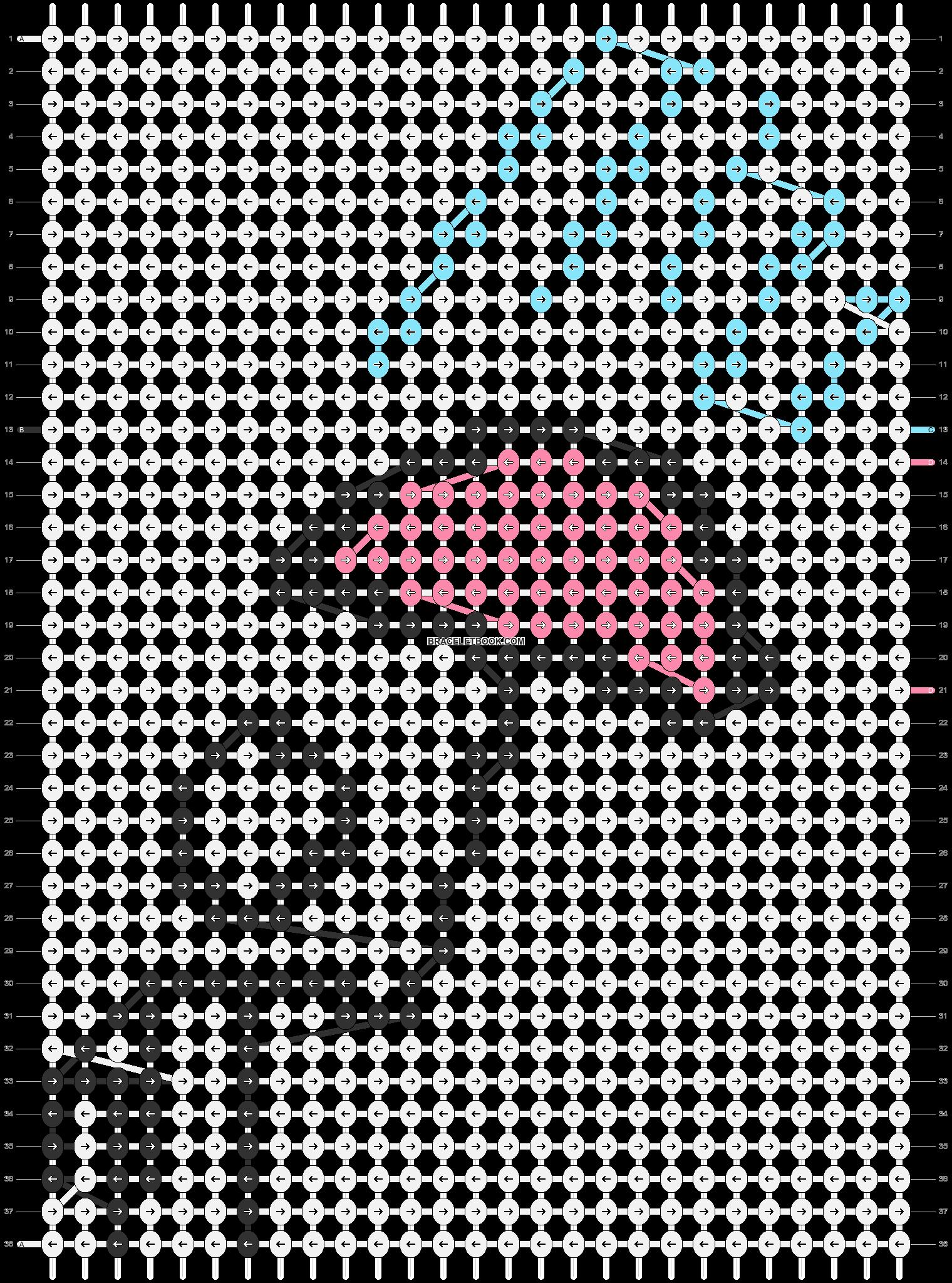 Alpha pattern #85788 pattern