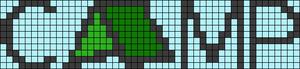 Alpha pattern #85791