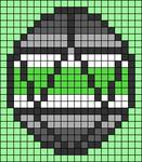 Alpha pattern #85827