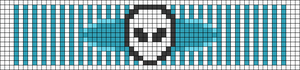 Alpha pattern #85839