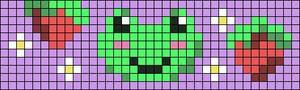 Alpha pattern #85856