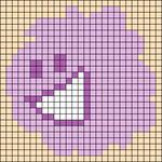 Alpha pattern #85868