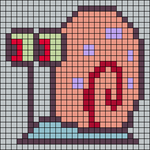 Alpha pattern #85892