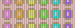 Alpha pattern #85897
