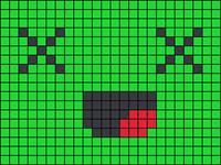 Alpha pattern #85917